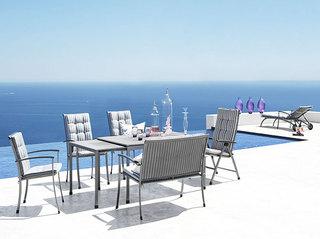 雅致室外餐桌椅