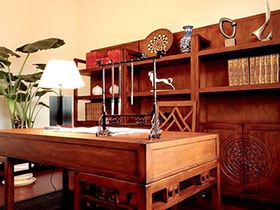 宁静致远 12个雅致中式书房设计