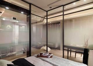 现代简约卧室设计图片