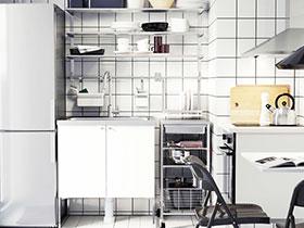 4款现代简约风 小户型厨房效果图
