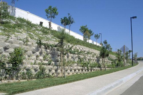 挡土墙分类
