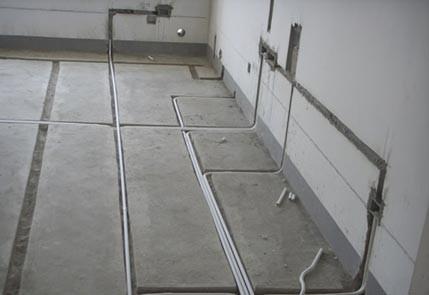 水电改造方法