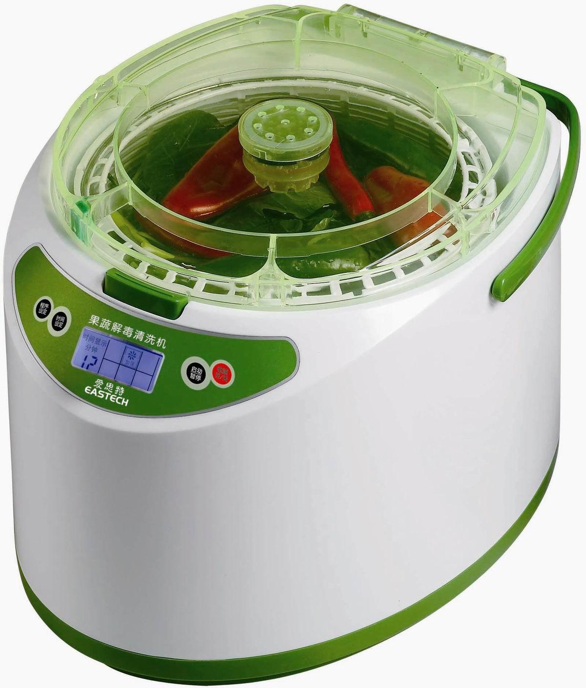 洗菜机的工业用途
