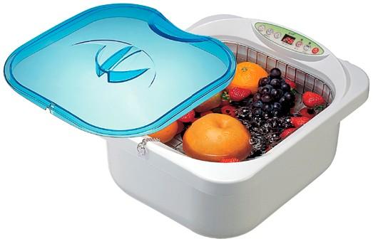 洗菜机的家庭用途