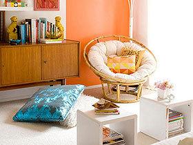 11款个性单人沙发 打造惬意休闲角