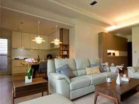 清新文艺宜家风 这样设计三居室就很好