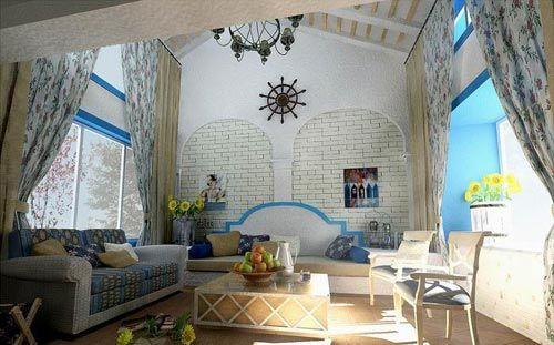 希腊地中海风格美学特点