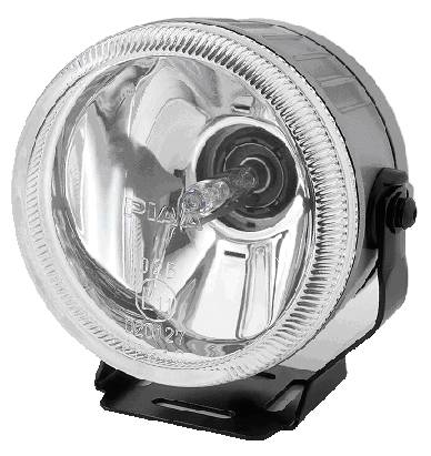 防雾镜前灯的使用