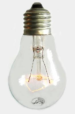 白炽灯的特点