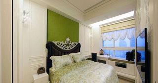 欧式卧室设计效果图