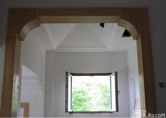 七:家具框架 其木工施工所制作的家具有:厨房橱柜,电视柜,衣柜,书柜图片