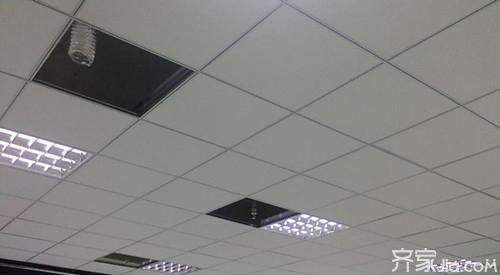 【装修知识】矿棉板吊顶施工工艺