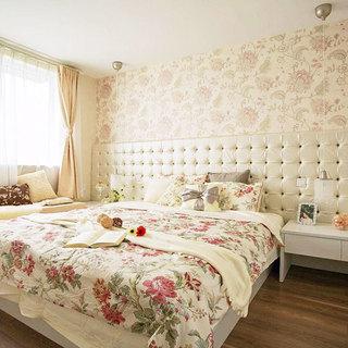 美式风格装修卧室设计