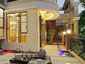 12个大气入户花园 开启美好家居生活