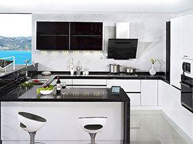 12个现代厨房设计 让男人爱上下厨
