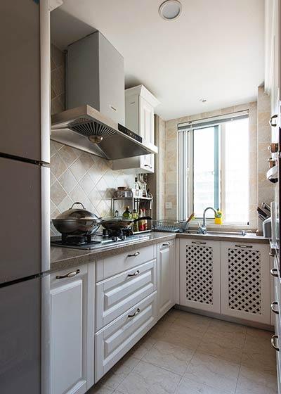 100平米法式装修风格厨房设计