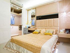 11个卧室衣帽间 与时尚同眠
