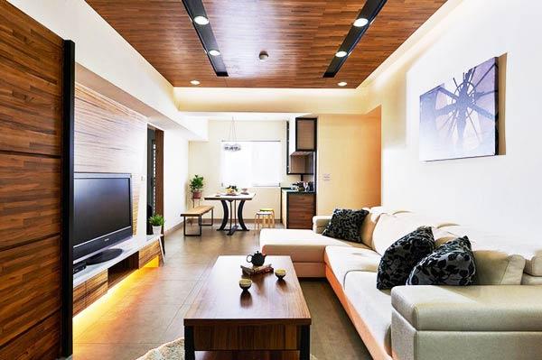 小户型室内装修客厅设计