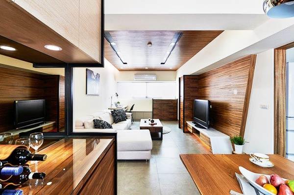 小户型室内装修餐厅设计