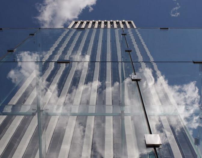 玻璃幕墙施工工艺流程是什么