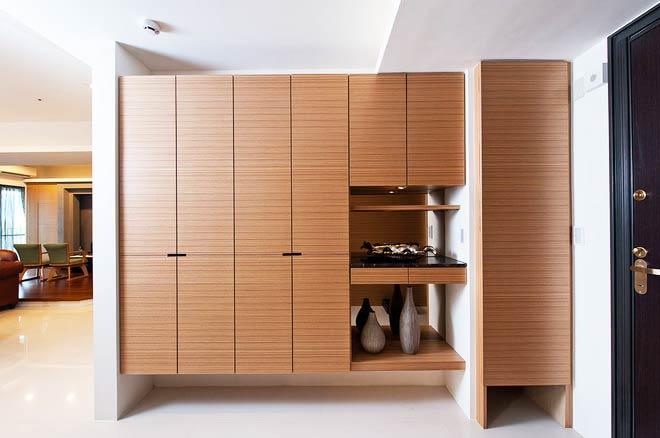 198平米新古典家玄关设计