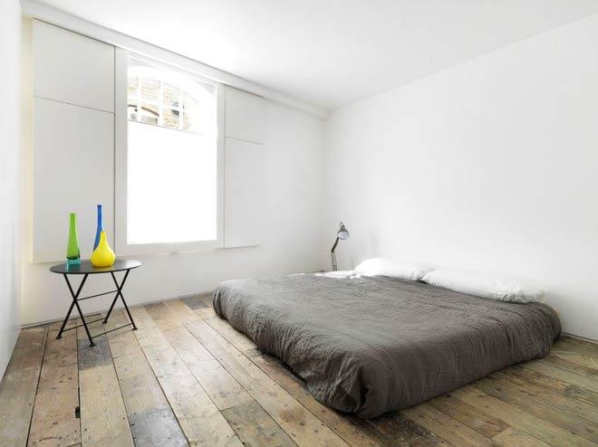 116平米清新舒适LOFT卧室设计