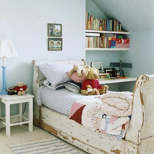 田园卧室装修设计