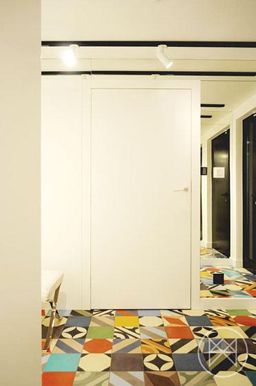 简约风格公寓简洁装修效果图