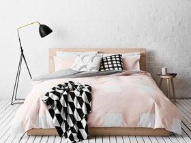 经典卧室搭配 11款北欧卧室装修图