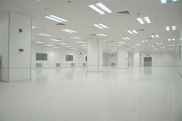 厂房室内装修效果图