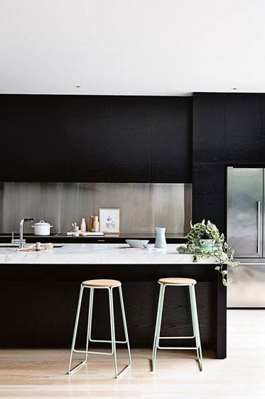 厨房效果图设计图