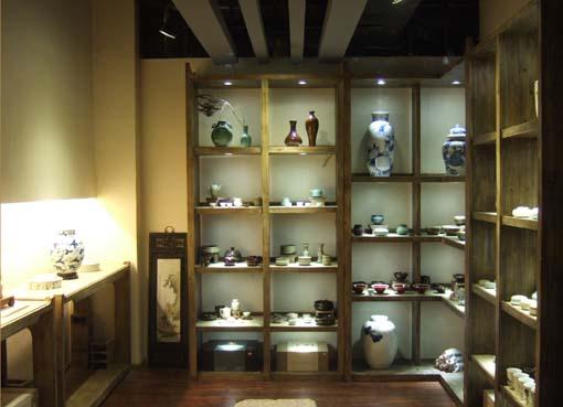 陶瓷商铺装修效果图