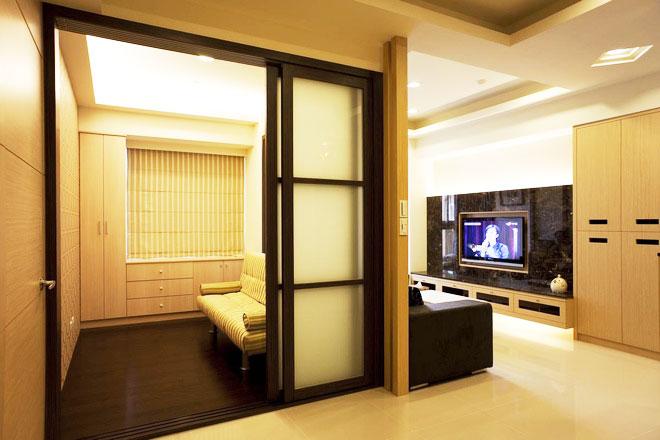 68平米小户型装修案例休息室设计