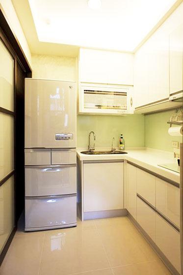 68平米小户型装修案例厨房设计