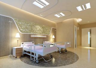 儿童医院装修效果图欣赏