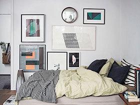 刷屏时光更惬意 12个北欧素色卧室来帮你