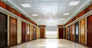 门业展厅装修效果图