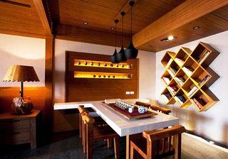 日式风格两室一厅舒适设计图