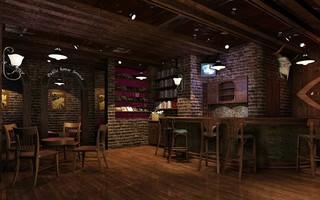 欧式古典咖啡厅设计装饰图片欣赏