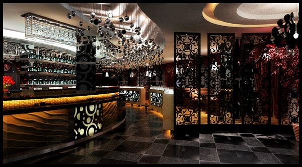 欧式古典咖啡厅设计装饰图片欣赏_齐家网装修效果图图片