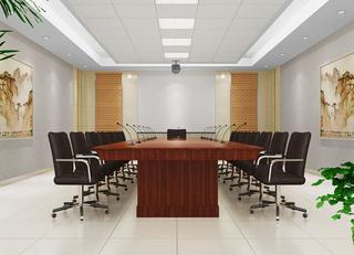会议室室内设计图案例