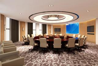 会议室设计室内图片