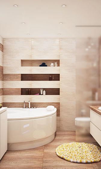 50平方小户型装修图卫生间设计