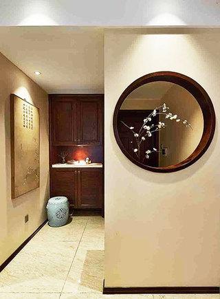 两室一厅装修图过道设计