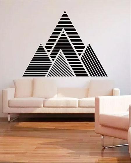 数学发明之家 11款几何图案背景墙图片图片