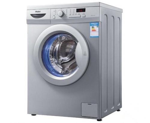 海尔全自动滚筒洗衣机采用了更人性化的设计