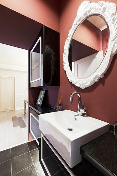 124平米简欧风格装修卫生间设计
