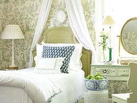 11个小清新卧室效果图 浅浅时髦活力家