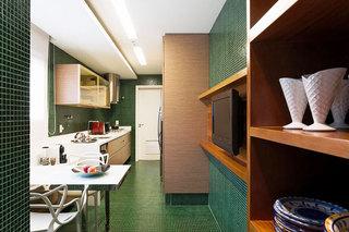 148平米简欧风格装修厨房设计