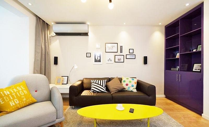 90平米房屋装修效果图客厅设计